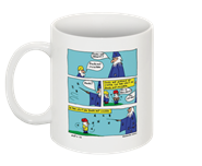 Gnomeville le tshirt mug preview